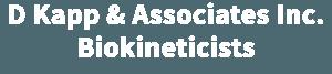 DKapp & Associates Biokineticists